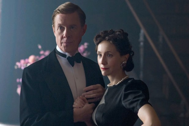 the crown lia williams wallis