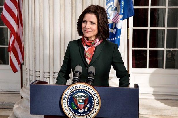 veep female president julia louis dreyfus HBO