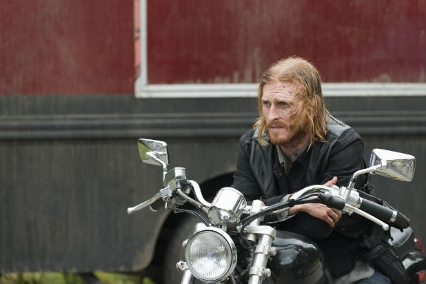 walking dead austin amelio dwight