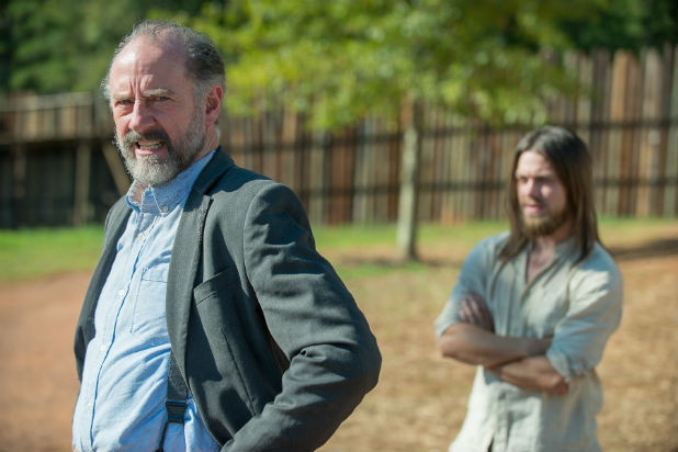walking dead gregory xander berkeley season 7 saviors
