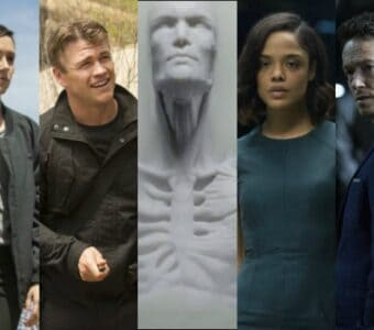 westworld all of the characters are secretly robots