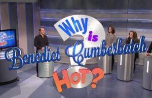 why is benedict cumberbatch hot snl saturday night live