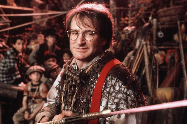 Hook 1992 Robin Williams