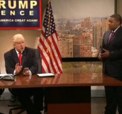 Saturday Night Live snl Alec Baldwin donald trump