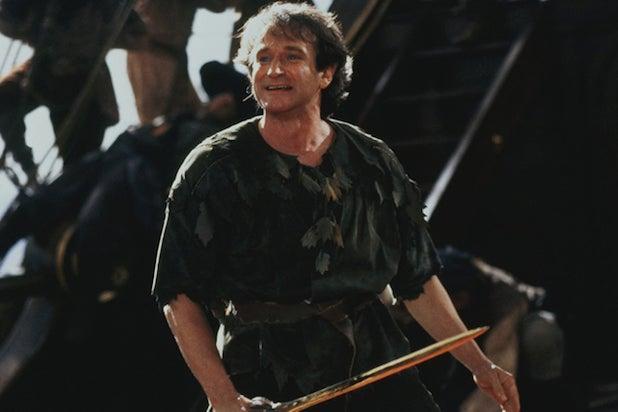 Hook Robin Williams Food Fight