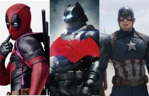 2016 Superhero Movies