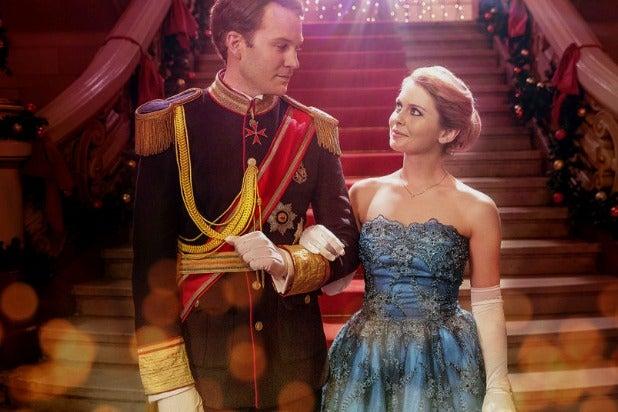 A Christmas Prince Rose McIver Ben Lamb