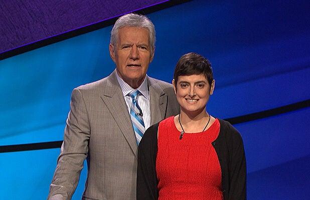 Alex Trebeck and Cindy Stowell on Jeopardy .jpg