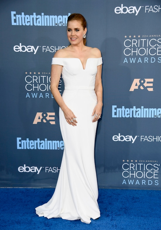 Amy Adams The 22nd Annual Critics' Choice Awards - Arrivals