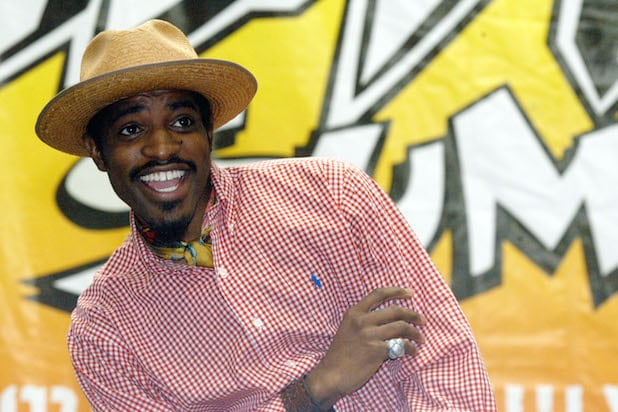 Andre 3000 Hip-Hop Summit Action Network In Boston