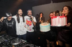 Holiday Party Report: Steve Aoki Resurrects Legendary 2000's 'Dim Mak Tuesdays' Party (Photos)