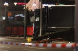 Berlin Christmas market truck crash