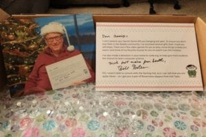 bill gates secret santa Reddit