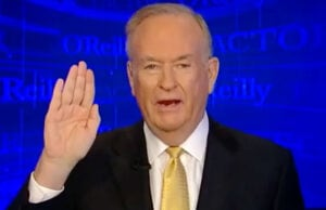 Bill O'Reilly will never go on the view again