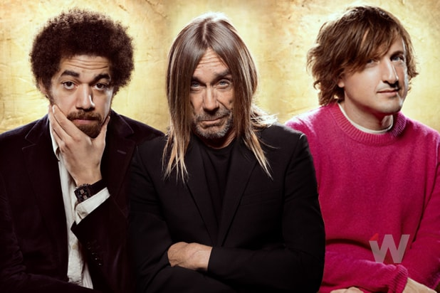 Danger Mouse Iggy Pop Daniel Pemberton