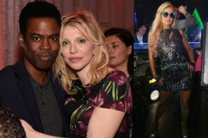 chris rock courtney love paris hilton art basel