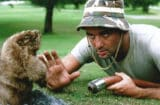 Bill Murray Opening Caddyshack restaurant Chicago