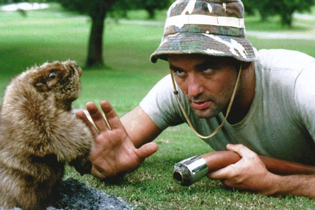 5 Crazy Stories You Didn't Know About the Making of 'Caddyshack'