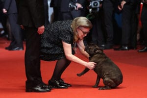 Carrie Fisher Cannes