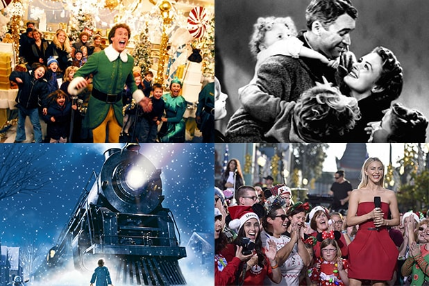Christmas weekend Viewing Guide