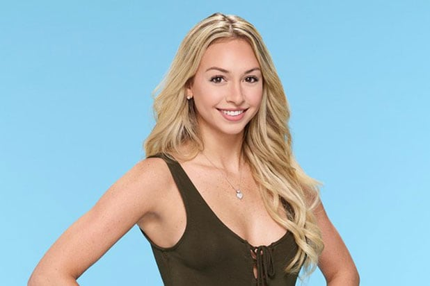 Corinne Olympios reveals 'a lot of therapy' helped her through 'Bachelor' scandal