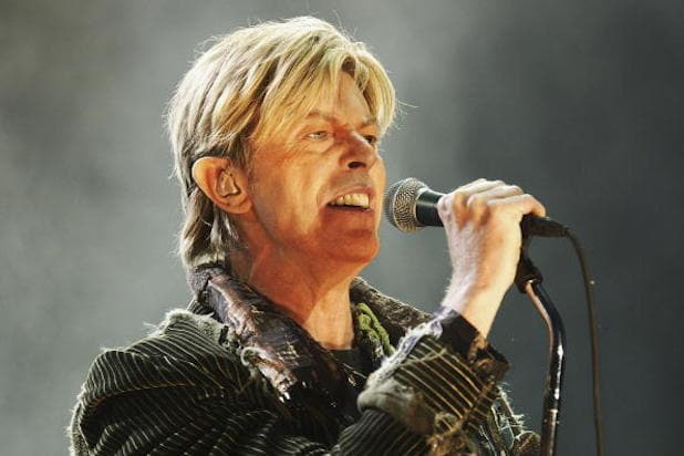 UK: The Nokia Isle of Wight Festival 2004 - Day Three - David Bowie