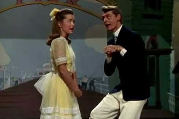 debbie reynolds two weeks in love