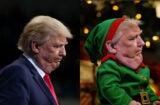 Donald Trump Chin Memes