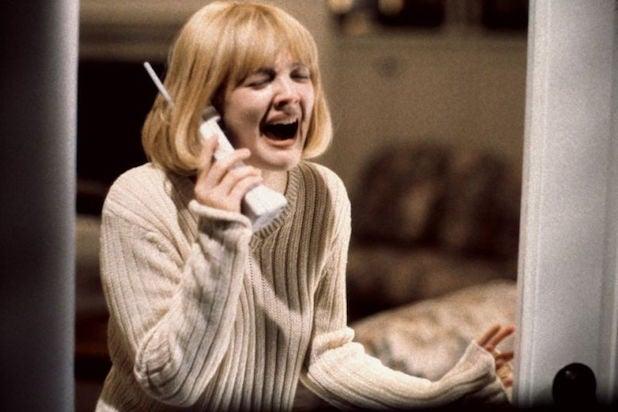 Scream Drew Barrymore 2