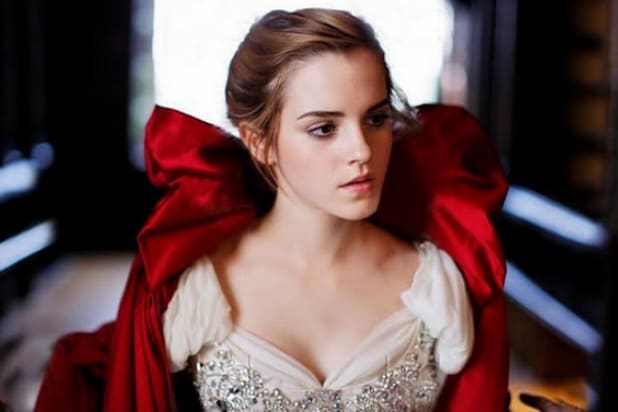 'Beauty & The Beast': Listen To Emma Watson Sing 'Something There'