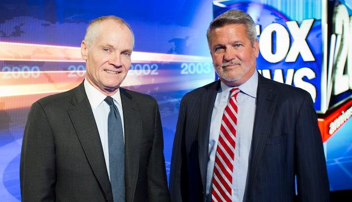 Fox News co-presidents