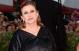 VENICE, ITALY - AUGUST 28: Jury member Carrie Fisher attends the Opening Ceremony And 'Gravity' Premiere during the 70th Venice International Film Festival at the Palazzo del Cinema on August 28, 2013 in Venice, Italy. (Photo by Pascal Le Segretain/Getty Images)