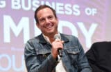 GREENWICH, CT - JUNE 11: Will Arnett attends ' LOL: The Big Business of Comedy' panel during 2016 Greenwich International Film Festival on June 11, 2016 in Greenwich, Connecticut. (Photo by Noam Galai/Getty Images for GIFF)