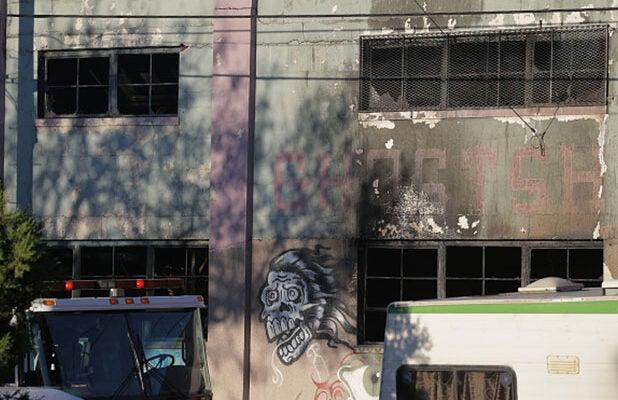Oakland Fire Ghost Ship