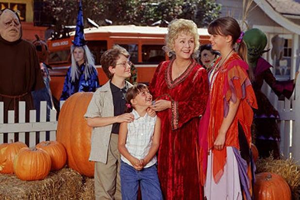halloweentown Debbie Reynolds