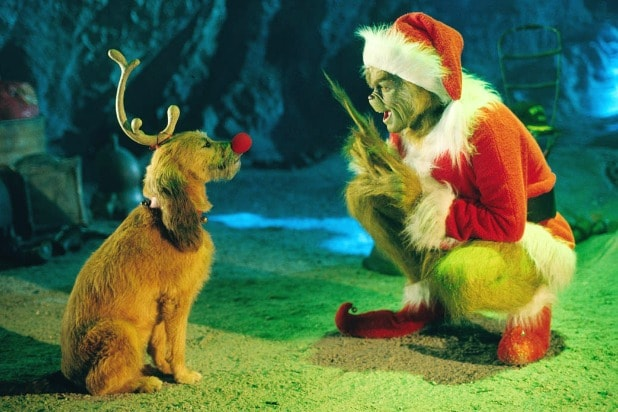 Dr Seuss's How the Grinch Stole Christmas Jim Carrey