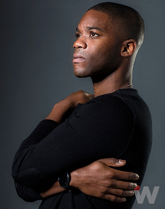 Actor Jovan Adepo, Fences
