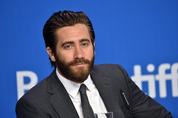 "2015 Toronto International Film Festival - ""Demolition"" Press Conference - Jake Gyllenhaal Batman"