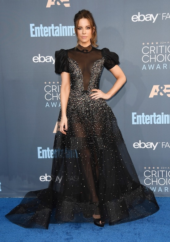 kate beckinsale Critics Choice Awards 2016