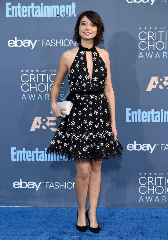 Kate MiKate Micucci Critics' Choice Awards - Arrivalscucci Critics' Choice Awards - Arrivals