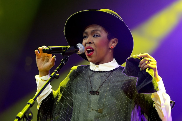Lauryn Hill CBGB Festival Presents Amnesty International Concert At Barclay Center - Show