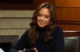 Leah Remini Larry King