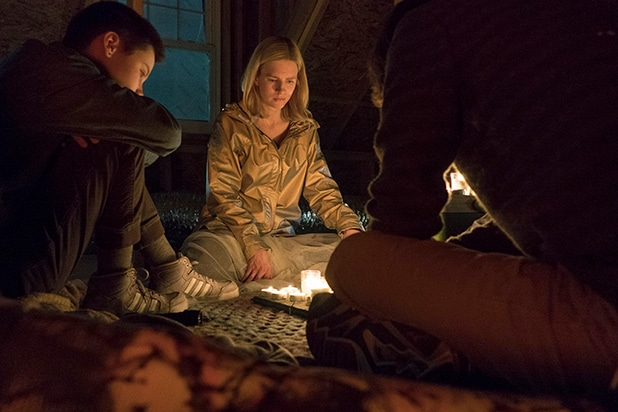 THE OA netflix weekend binge watch