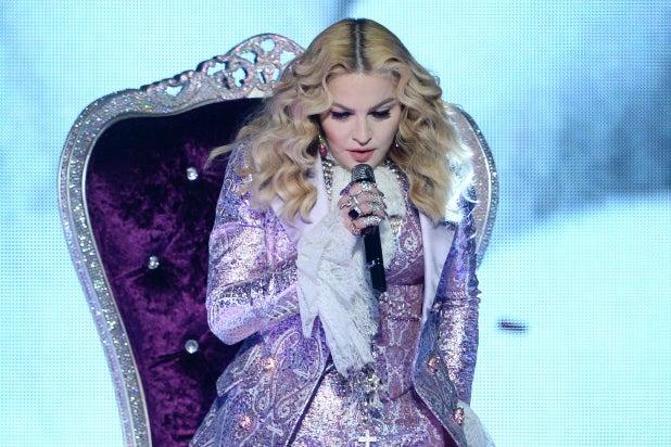 Madonna BBMAs
