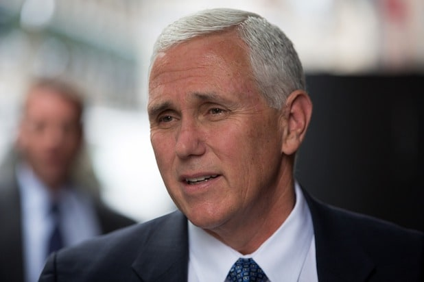 Mike Pence Abruptly Cancels PBS Interview
