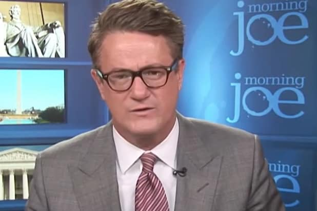 'Morning Joe' Says Timing of Jeff Sessions Bombshell Was ...