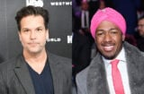 Dane Cook Nick Cannon Pink Turban
