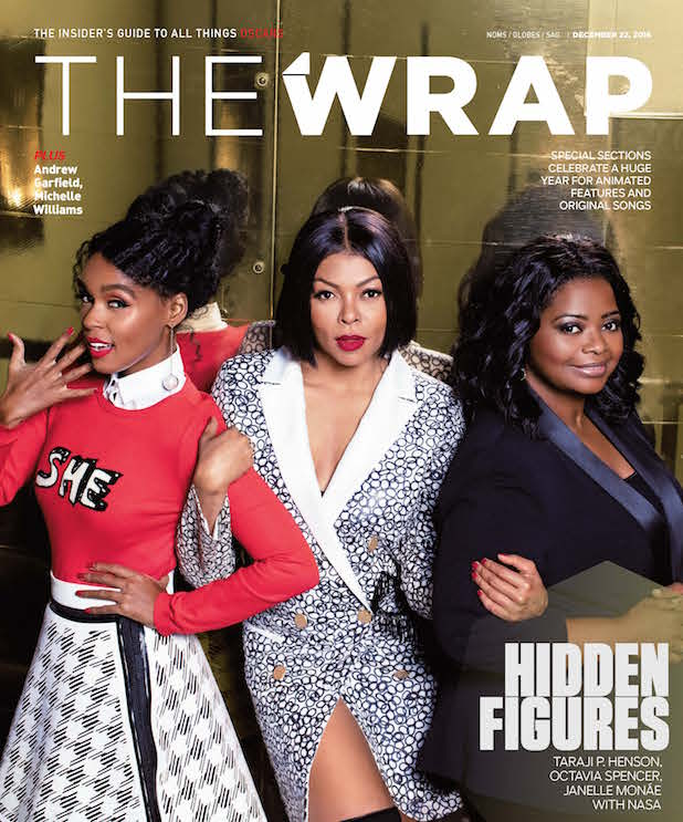 OscarWrap Hidden Figures cover