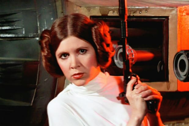 rogue one star wars princess leia