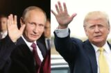 vladimir putin donald trump authoritarian dictator strongman praise